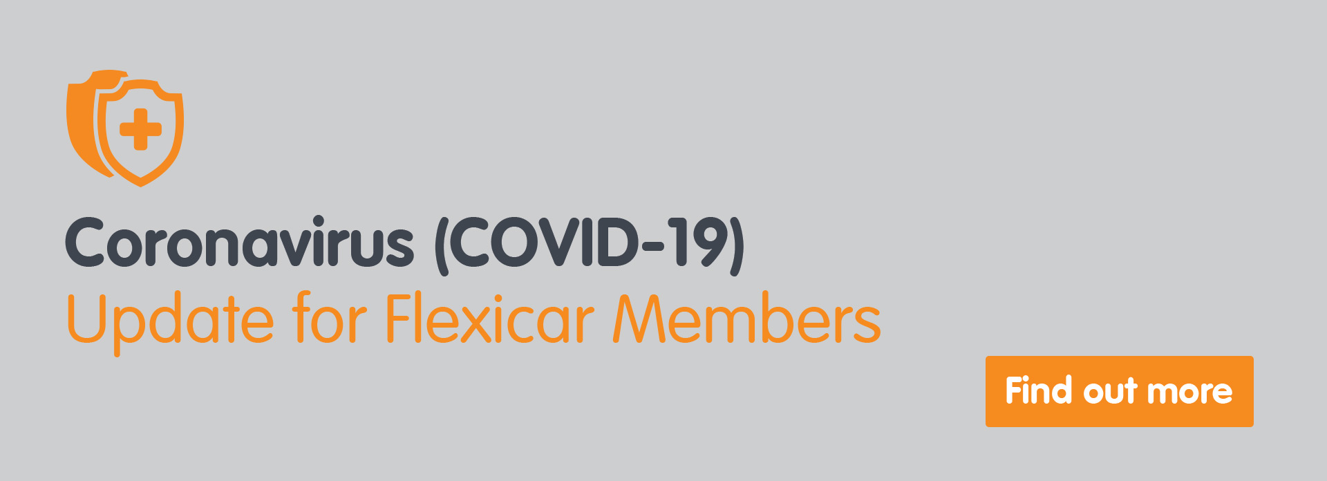 Corona Virus Update for Flexicar Members